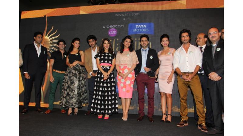 Tata Motors IIFA Awards kicked off at Venetian Macao