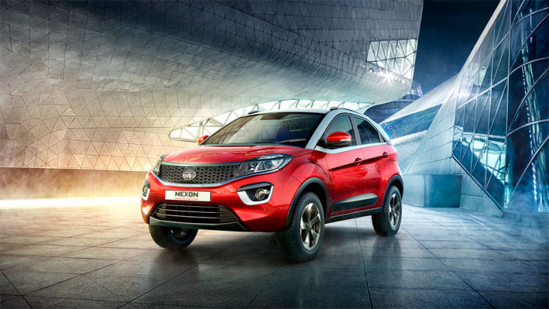 Geneva 2017: Tata Nexon Geneva Edition revealed