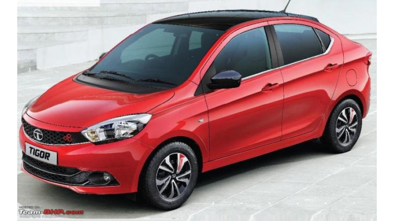 Details leaked for Tata Tigor Buzz special edition