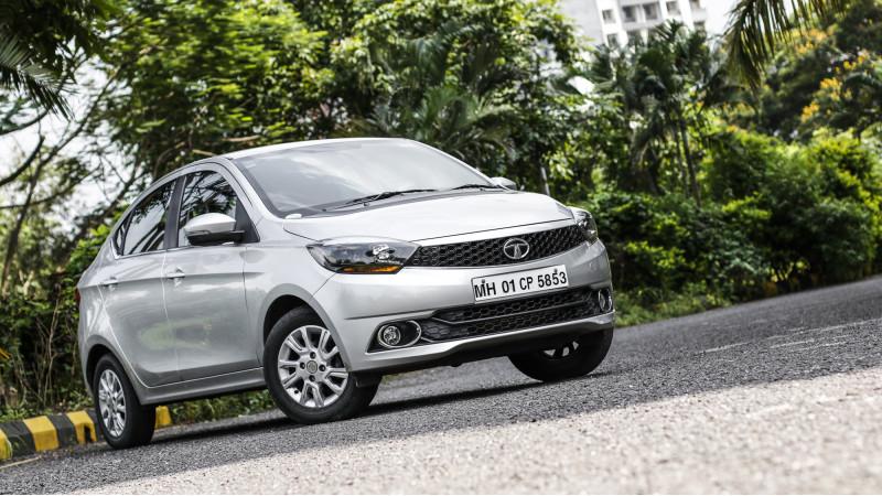 Tata Tigor AMT launched at Rs 5.75 lakhs