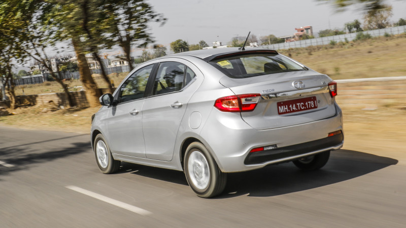 Tata Tigor variants decoded