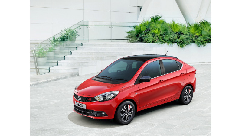 Tata Tigor Buzz launched at Rs 5.68 lakhs