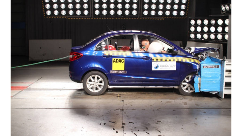 Tata Zest scores 4-stars in Global NCAP