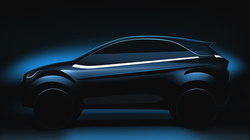 Tata Nexon teased - launch expected soon