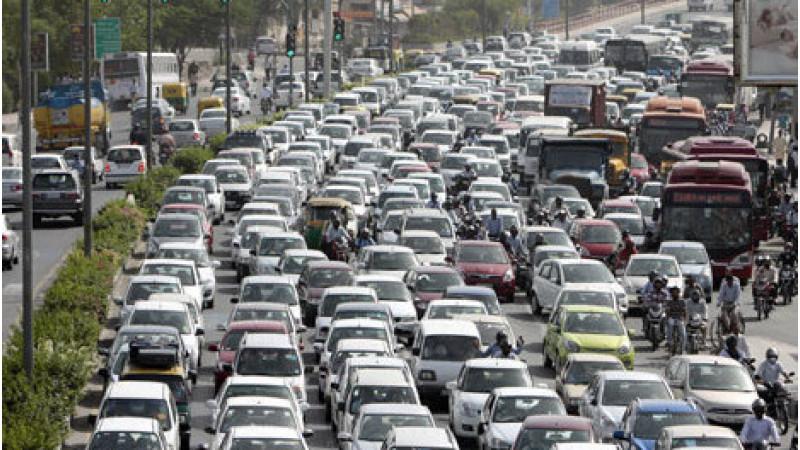 Ten year old-plus diesel vehicles banned in Delhi