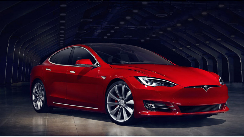 Tesla to offer Model S with a 75kWh battery pack