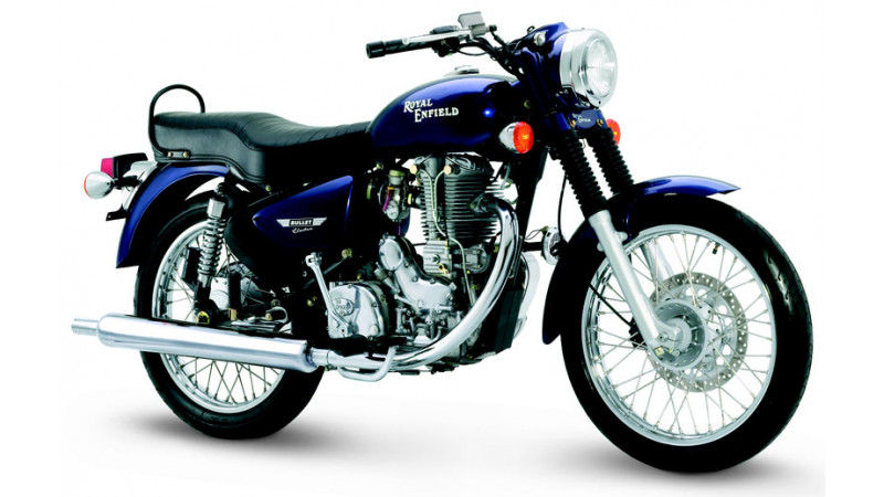 The difference between Royal Enfield Electra and Bullet, Royal