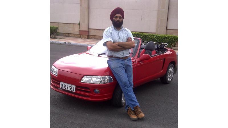 The Man Who Turned Maruti 800 Into A Sports Car