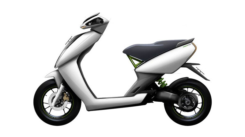 India's first smart electric scooter by Ather Energy to be unveiled on 23rd February