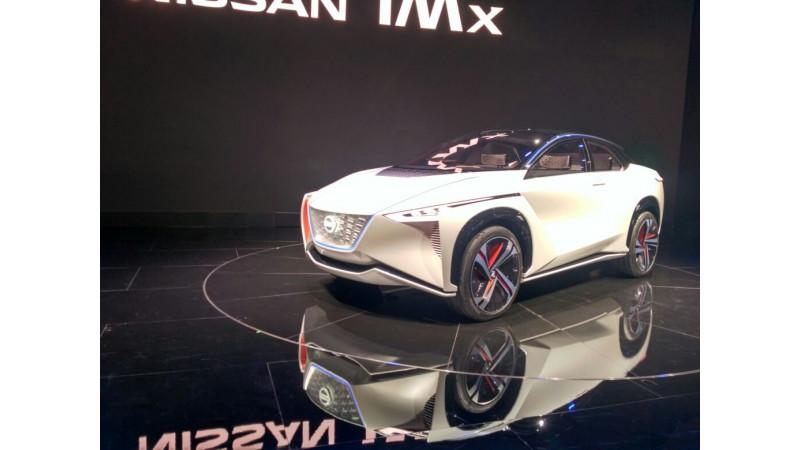 Tokyo Motor Show 2017: Nissan reveals IMx Concept