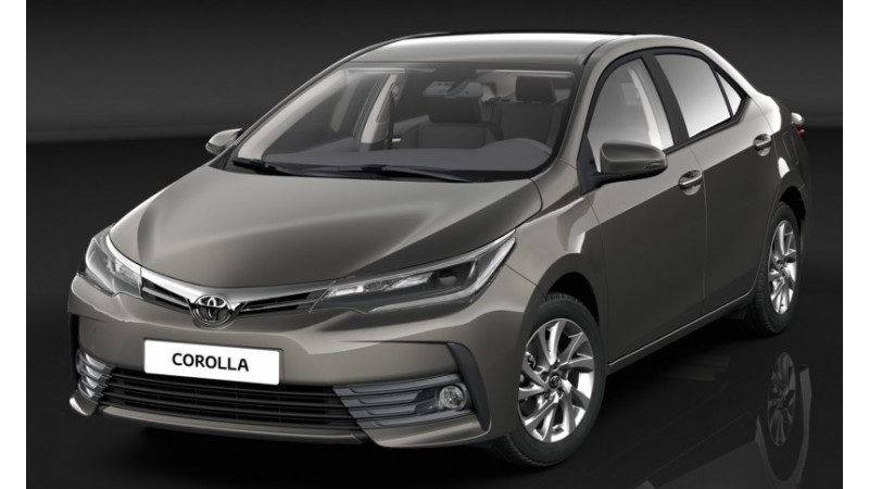 2017 Toyota Corolla Altis explained