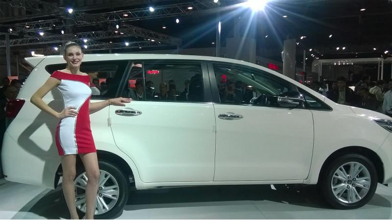 Toyota Innova Preview