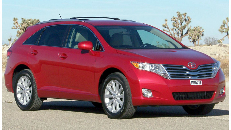 Toyota announces plans to end the production of Venza crossover