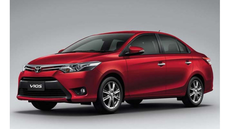 Toyota Vios sedan coming to Auto Expo
