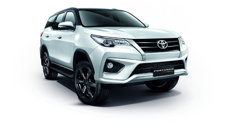 New Toyota Fortuner to launch on November 7