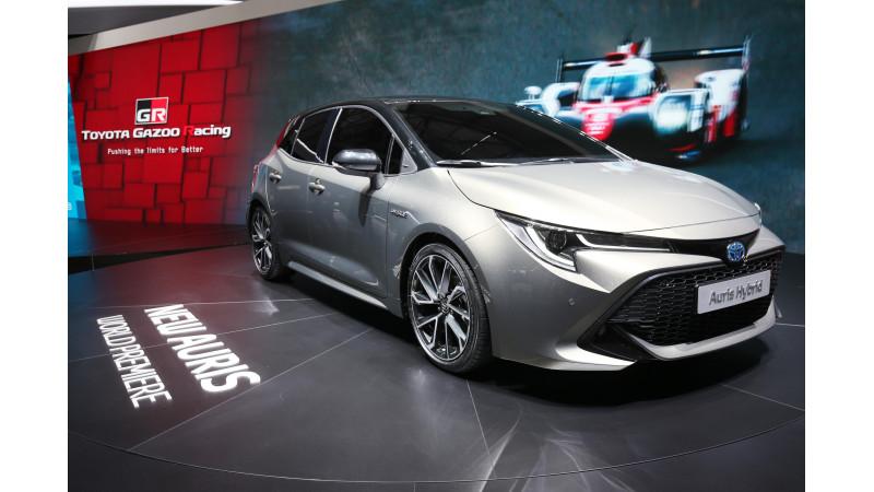 2018 Geneva Motor Show: Toyota revealed the third-gen Auris