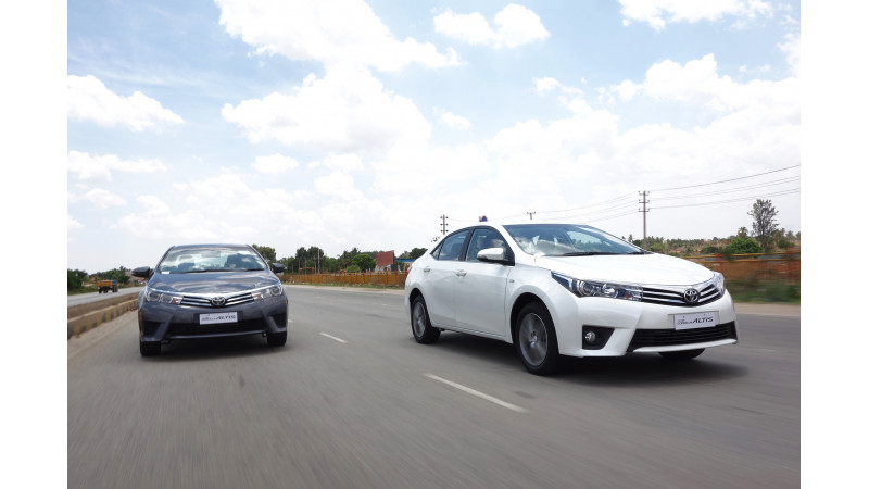 Toyota Corolla Altis update to launch next month