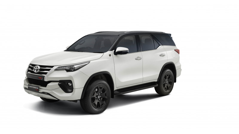 Toyota Fortuner TRD Celebratory Edition launched in India at Rs 33.85 lakhs
