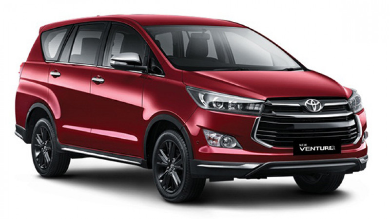 Toyota Innova Crysta Touring Sport likely to be introduced next month