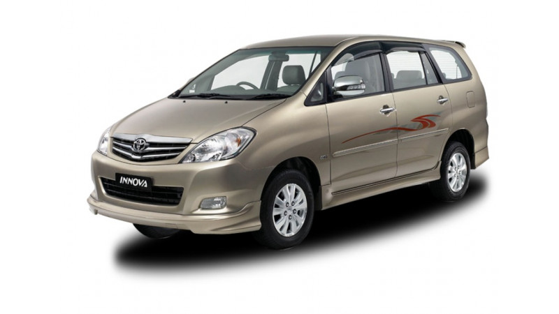 How about a Mini Toyota Innova for India