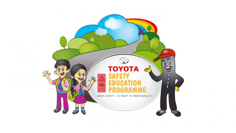 Toyota Kirloskar launches Toyota Safety Education Programme