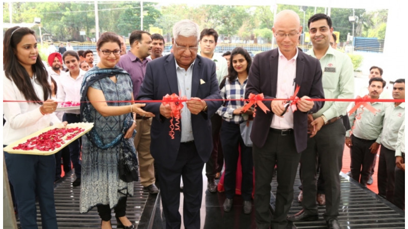 Toyota expands reach in Indore with new dealership