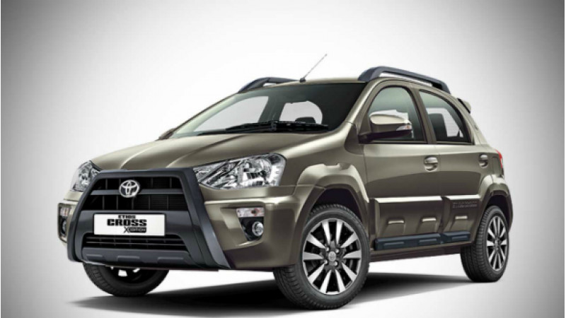 Three things you should know about the Toyota Etios Cross X