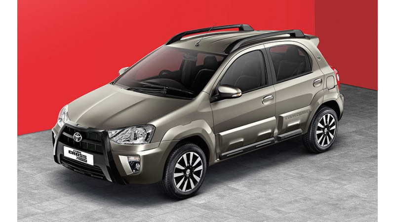 Toyota introduces Etios Cross X Edition in selective cities