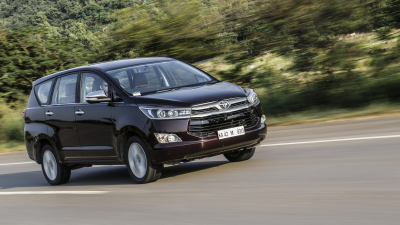 Toyota Innova emerges as the highest revenue generating product in India