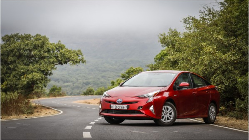 Toyota India sells 12,339 cars in May