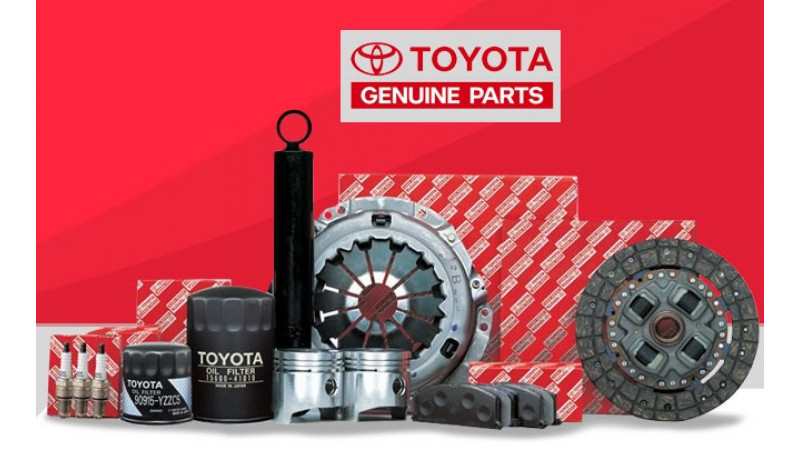 Toyota genuine spares will now be more accessible to all