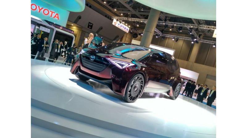Tokyo Motor Show 2017: Toyota Fine Comfort Ride is a next-gen board room on wheels