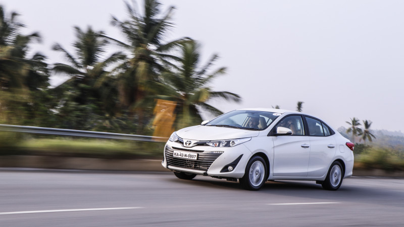 Toyota Yaris debuts in India for Rs 8.75 lakhs