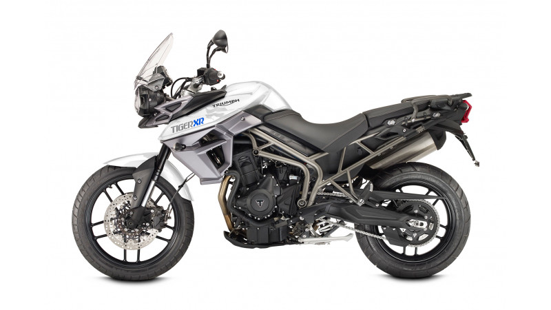 Triumph Motorcycles Launches Tiger 800 Xr For Rs 105 Lakhs