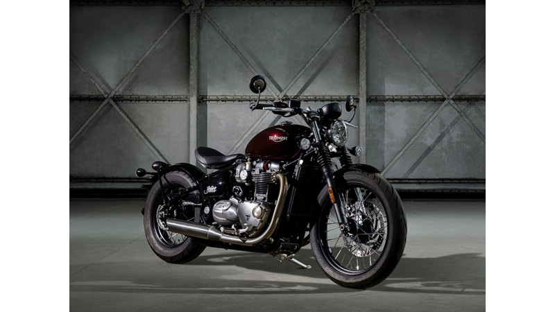 Triumph Bonneville Bobber launched in India at Rs 9.09 lakh