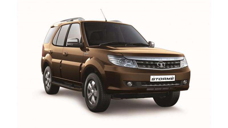 Tata Safari Storme Varicor 400 officially launched at Rs 13.25 lakh