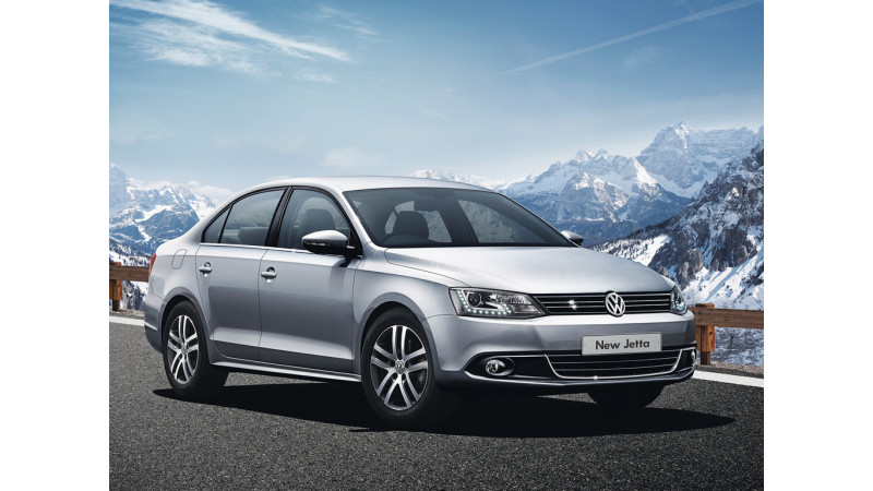 Upgraded Version Of Volkswagen Jetta Launched At Rs 13 7 Lakh