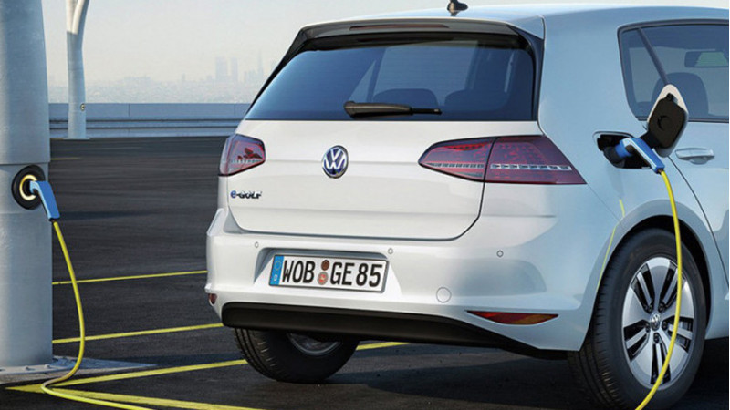 VW   s first EV to be showcased at the Paris Motor Show