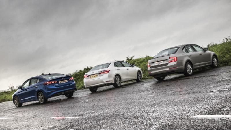 Slow start for executive sedans in 2017