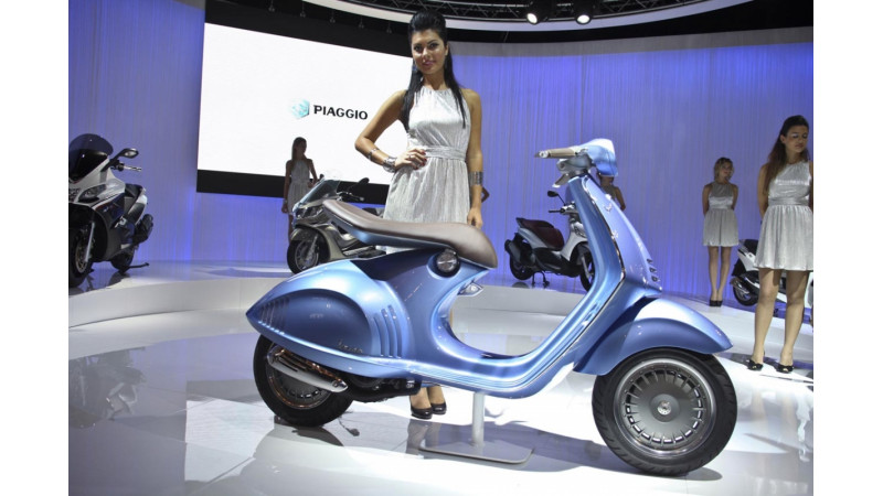 Vespa 946 to be soon launched in India