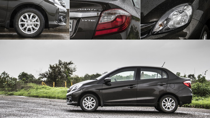 Honda Amaze surpasses City's sales in December 2016