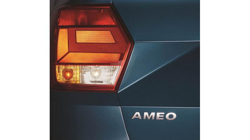 Volkswagen names its compact sedan as Ameo