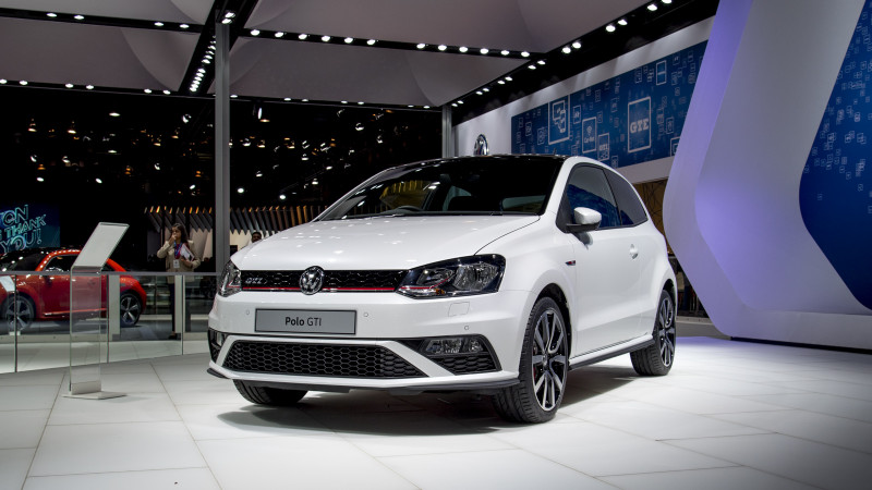 Volkswagen Polo GTI Preview
