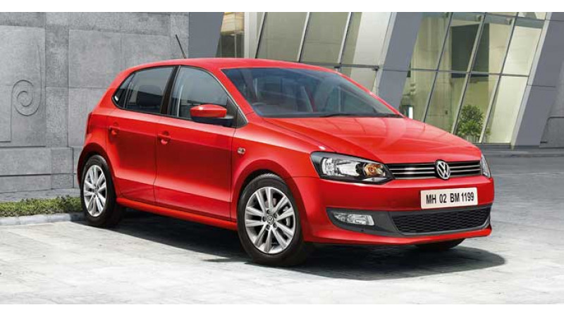 volkswagen to offer polo basic version with airbags cartrade. Black Bedroom Furniture Sets. Home Design Ideas