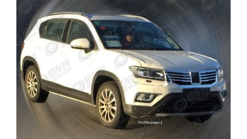 new volkswagen t cross spotted testing in china cartrade. Black Bedroom Furniture Sets. Home Design Ideas