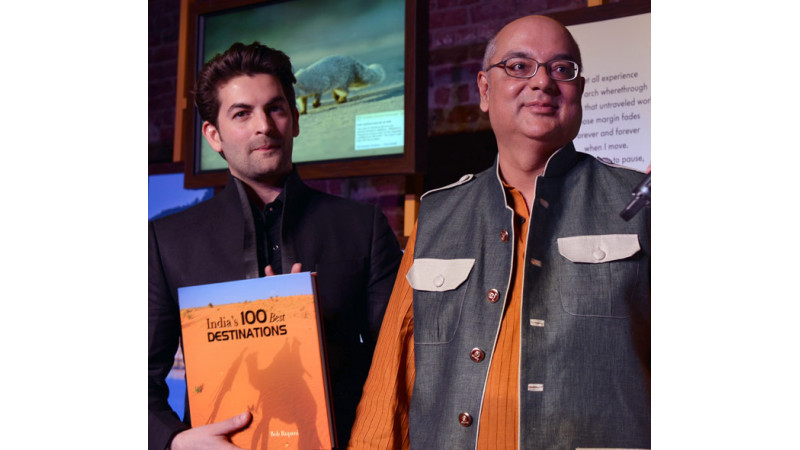 Coffee table book released by VW India