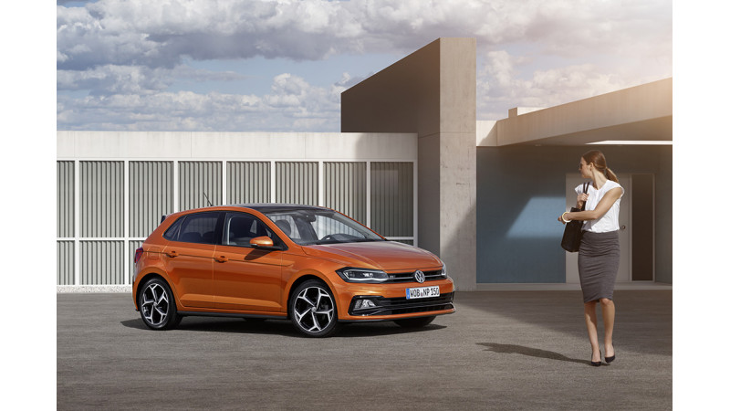 2018 Volkswagen Polo unveiled
