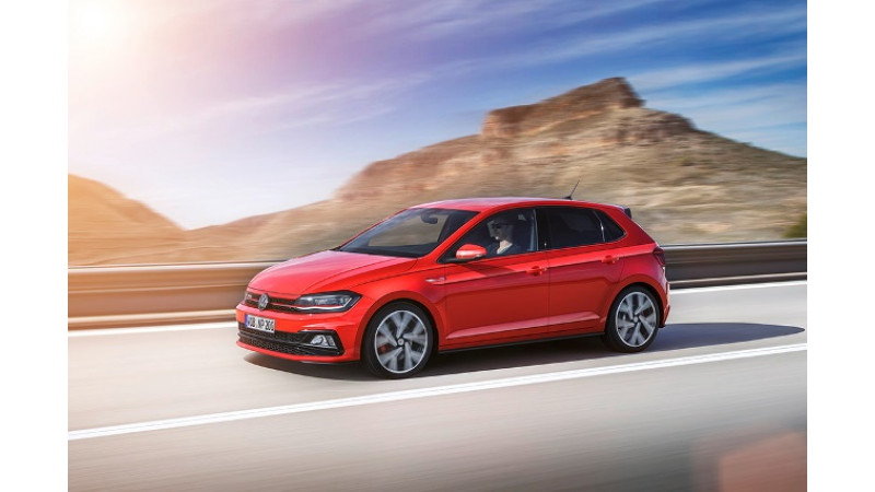 Volkswagen unveils the 2018 Polo GTI