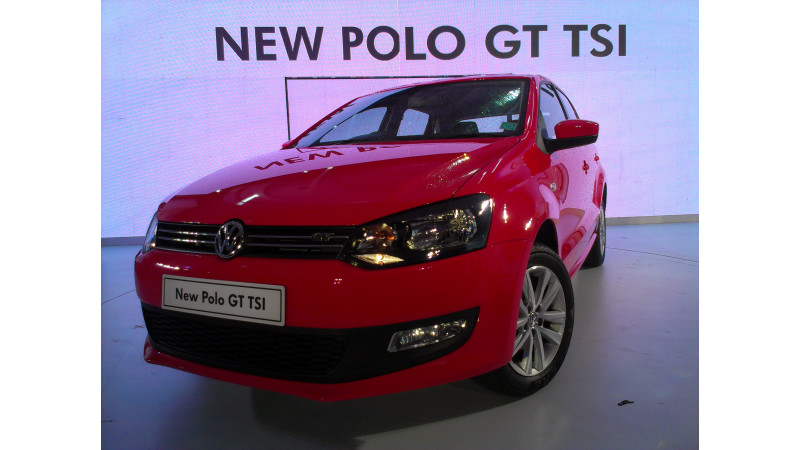 Volkswagen Polo 1.2 GT TSI launched in India at Rs. 7.99 lakh