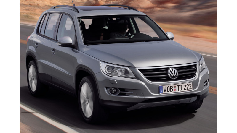 Premium compact SUV VW Tiguan could be seen in India by 2014